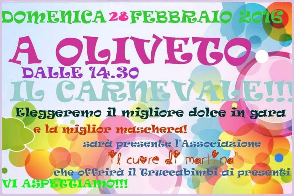 domenica 28 febbraio carnevale oliveto 1024x682