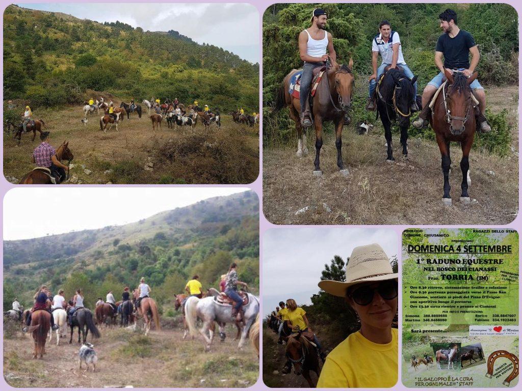 raduno equestre