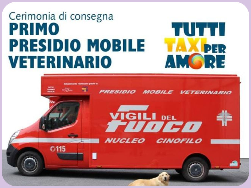 presidio mobile veterinario