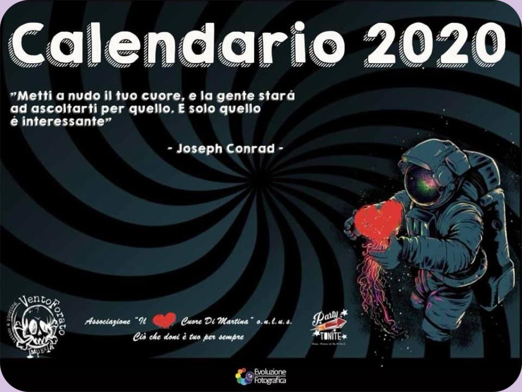 calendario 2020 martina